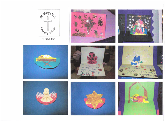 Christmas Card Design Ideas Ks2 : Key stage archive of good practice christmas