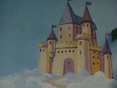 jack and the beanstalk giants castle - photo #1