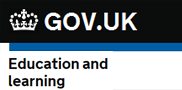 GOV.UK - Education and Learning